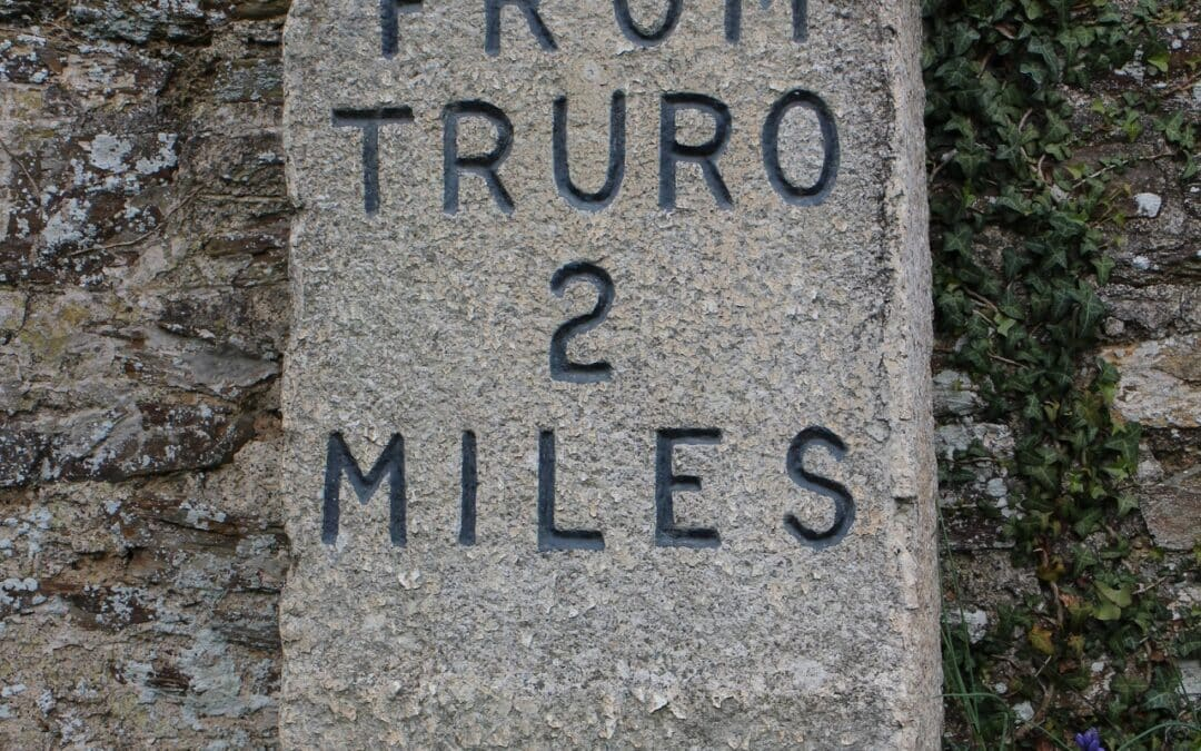 Walk from Fal River Cottage (in Malpas) to Truro